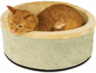 K&H Thermo-Kitty Bed Small Sage 16