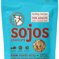 Sojos Complete Adult Dog Food Trial Package - Turkey 4Z