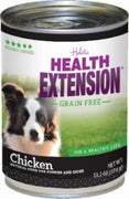 Health Extension Chicken Dog 12/13.2 oz.