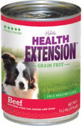 Health Extension Beef Dog 12/13.2 oz.