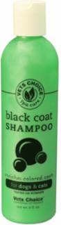 Health Extension Black Coat Shampoo 8 oz.