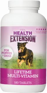 Health Extension Lifetime Vitamins 180 ct.