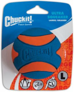 Chuckit Ultra Squeak Ball Large