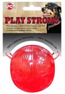 Ethical Play Strong Ball Dog Toy 3.25""