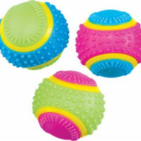 "Ethical Sensory Assorted Small Ball 2.5"" Dog Toy"