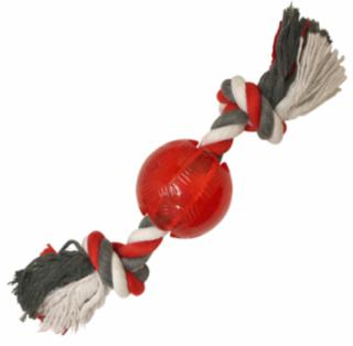 Ethical Play Strong Ball Mini w/Rope 2.25""