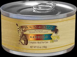 Hound & Gatos Cat Gamebird 24/5.5Z