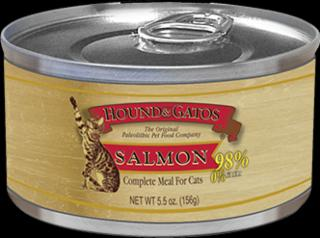 Hound & Gatos Cat Salmon 24/5.5Z