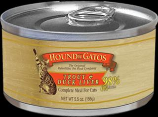 Hound & Gatos Cat Trout 24/5.5ZPROMOTION 25% OFF