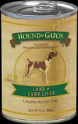 Hound & Gatos Dog Lamb 12/13Z