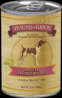 Hound & Gatos Dog Original Paleolithic Diet 12/13Z