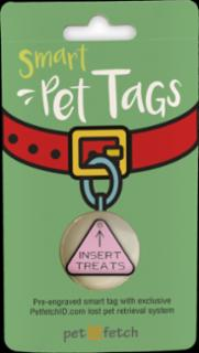 PetFetch Smart Tag Emoji Insert Treats
