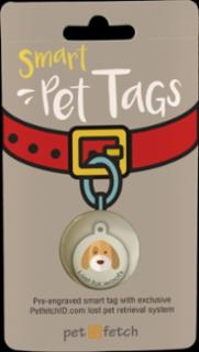PetFetch Smart Tag Fun Lost for Woofs