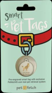 PetFetch Smart Tag Fun I'm Huge in Japan