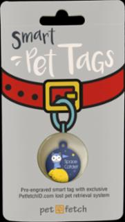 PetFetch Smart Tag Fun Space Catdet