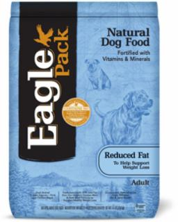 Eagle Pack Reduced Fat Dog 15#
