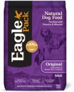 Eagle Pack Original Dog Lamb/Brown Rice 15#