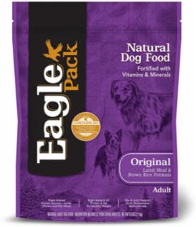 Eagle Pack Original Dog Lamb/Brown Rice 6# C=6