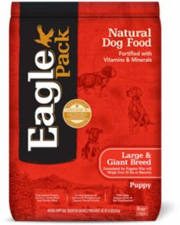 Eagle Pack Large/Giant Breed Puppy 15#