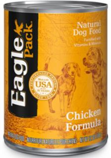 Eagle Pack Chicken Formula Can Dog 12/13.2 oz.