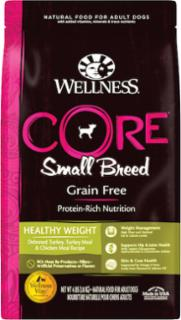 Wellness Core Small Breed Healthy Weight 4# C=6