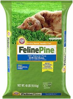 Nature's Earth Feline Pine 40 lb. Bag