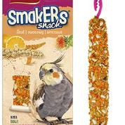 A&E Vitapol Smakers Cockatiel Twin Pack Treat Stick - Orange 2 pack