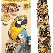 A&E Vitapol Smakers Parrot XXL Twin Pack Treat Stick - Nut 2 pack