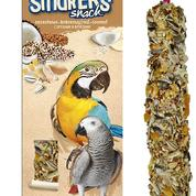 A&E Vitapol Smakers Parrot Maxi Twin Pack Treat Stick - Nut/Coconut2 pack