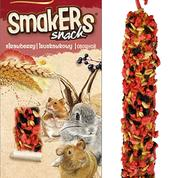 A&E Vitapol Smakers Small Animal Twin Pack Treat Stick - Strawberry2 pack