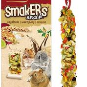 A&E Vitapol Smakers Small Animal Twin Pack Treat Stick - Vegetable2 pack