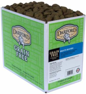 Darford Grain Free Breath Beaters Dog Treat 15# *Repl 648026