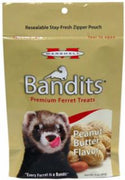 Marshall Pet Bandits Ferret Treats 3 oz. Peanut Butter