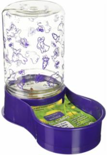 Lixit Mini Rabbit Feeder/Water Fountain