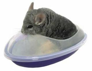 Lixit Chinchilla Bath