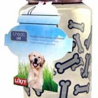 Lixit Large Dog Treat Jar 128oz