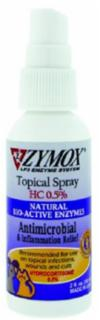 Zymox Spray 2 oz. Bottle With 0.5 Hydrocortisone