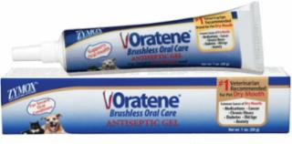 Zymox Oratene Antiseptic Gel Dog 1Z