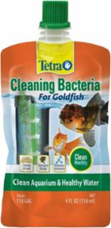 Tetra Cleaning Bacteria for Goldfish 4oz