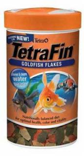 Tetra Tetrafin Goldfish Food 3.53oz