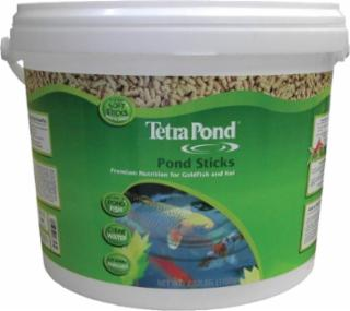 Tetra Pond Food Sticks 2.53lb (Bucket)