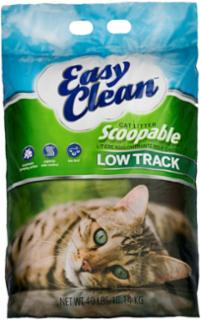 Pestell Easy Clean Scoop Litter Low Track 40lb