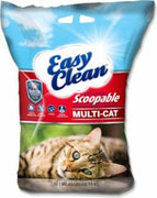 Pestell Easy Clean Multi-Cat Scoopable Cat Litter 40#