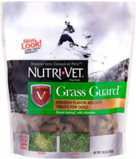 Nutri-Vet Grass Guard Wafers 19.5 oz.