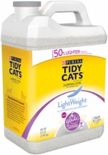 TidyCats Light Weight Tough 2/8.5#