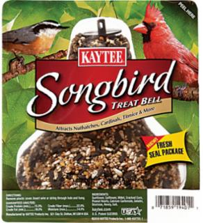 Kaytee Song Bird Bell 6/1#