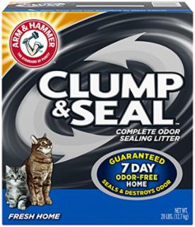 Arm & Hammer Clump & Seal Fresh Home 28#