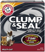 Arm & Hammer Clump & Seal Multi-Cat 28#
