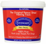 Gimborn Pro-Treat Pork Liver Freeze Dried Treat 12Oz