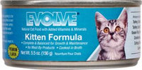Triumph Evolve  Canned Kitten Turkey 24/5.5oz